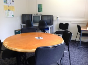 Building 1 - group study room
