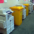 Photocopiers in the Hub Library - Click for larger picture.